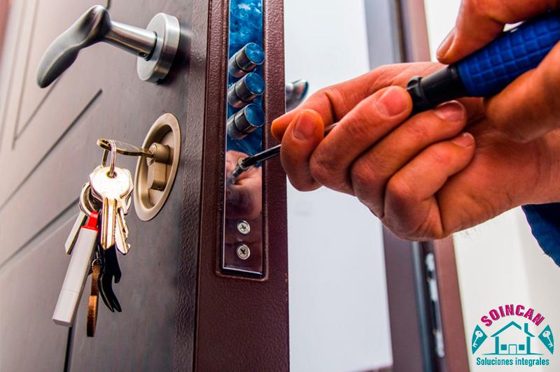 Cerraduras de seguridad en Cantabria