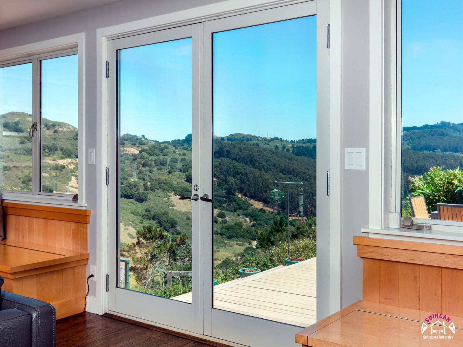Ajustes de ventanas y puertas de aluminio en Cantabria